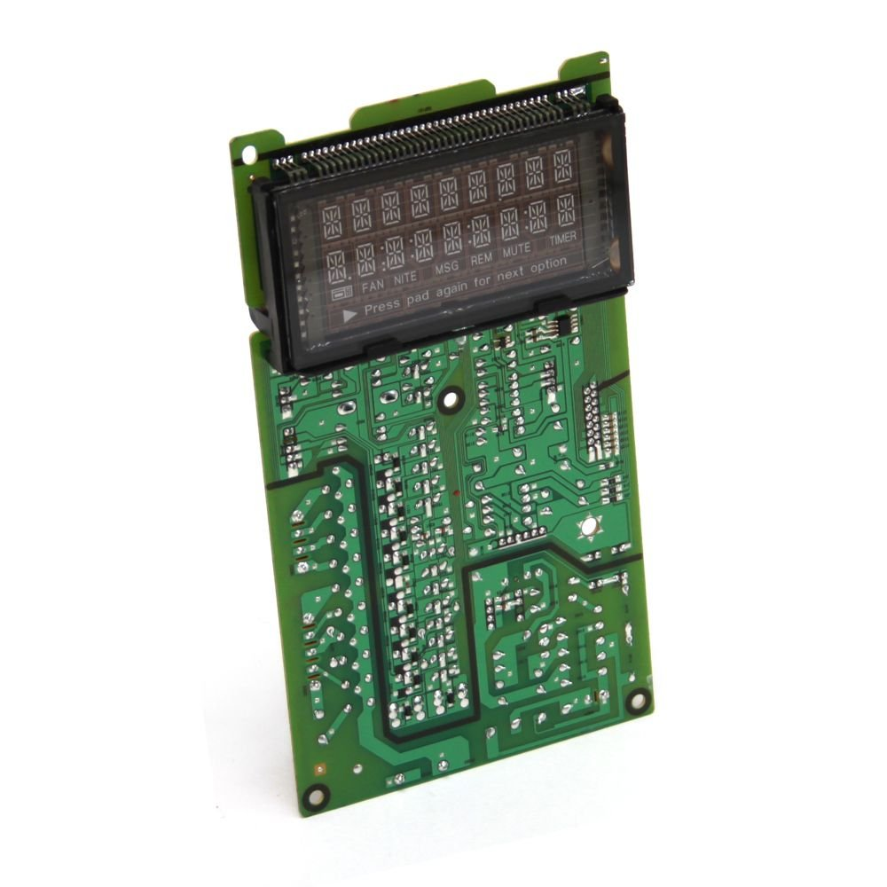 Ge WB27X11158 Microwave Electronic Control Board Genuine Original Equipment Manufacturer (OEM) Part
