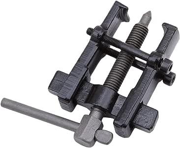 Yinew - Extractor de rodamientos de 2 mandíbulas para máquina de trabajo pesado con dos mandíbulas y rodamientos de pilotos de acero, extractor de rodamientos de rodamientos: Amazon.es: Hogar