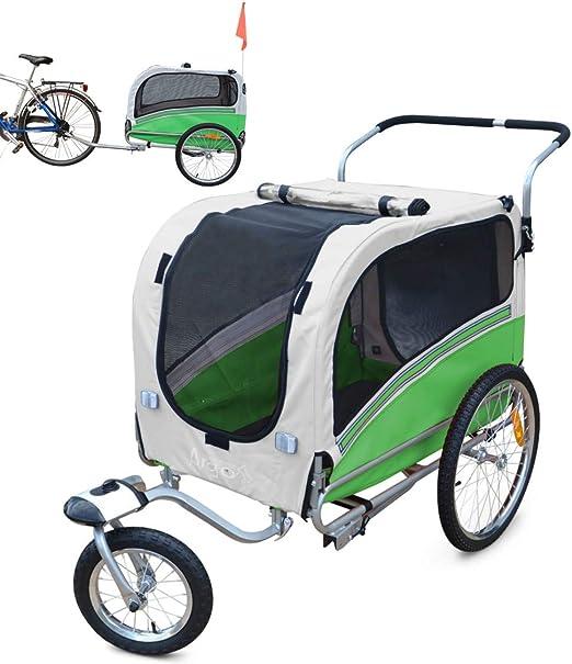 PAPILIOSHOP ARGO Remolque y carrito cochecito para el transporte ...