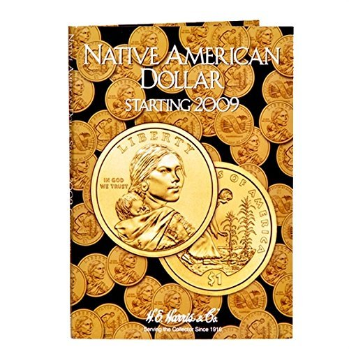 1 - Collector's Folder: Sacagawea Dollars Starting 2009