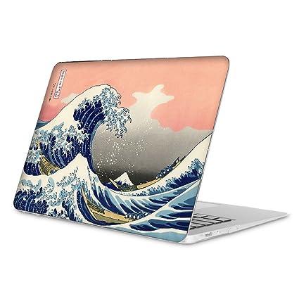 Fintie Funda para MacBook Air 13 - Súper Delgada Carcasa Protectora de Plástico Duro para Apple MacBook Air 13.3