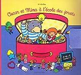 Oscar et Mina à l'école des jouets