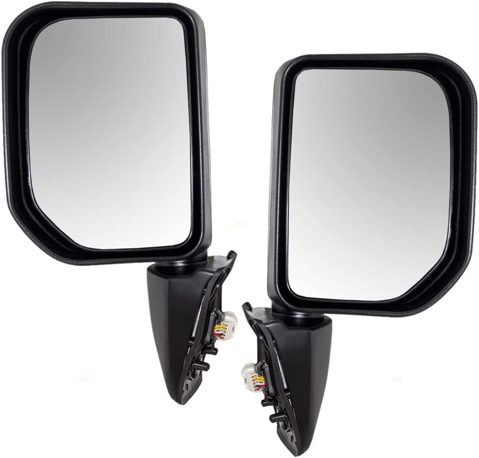 Passengers Power Side View Mirror Heated Replacement for Toyota Prius 87910-47180 AUTOANDART
