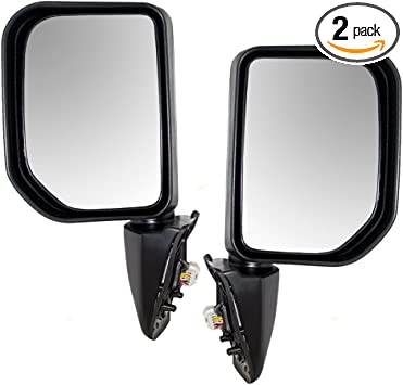 Passengers Power Side View Mirror with Signal Replacement for Scion 87910-21190-C0 AutoAndArt