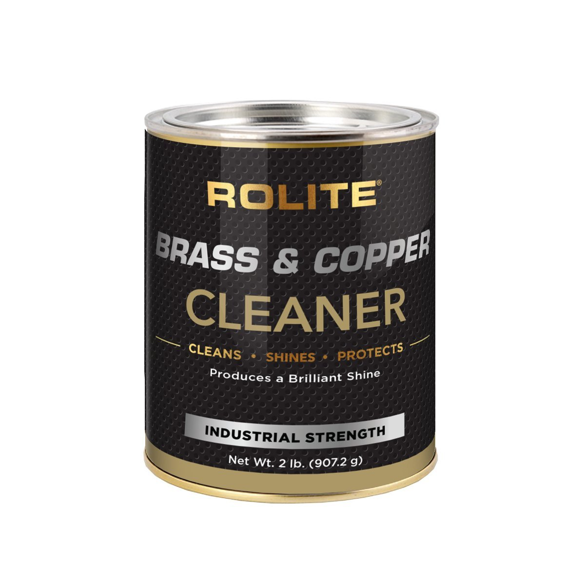 Brass & Copper Cleaner (2lb) Instant Cleaning & Tarnish Removal on Railings, Elevators, Fixtures, Hotels, Cruise Ships, Office Buildings