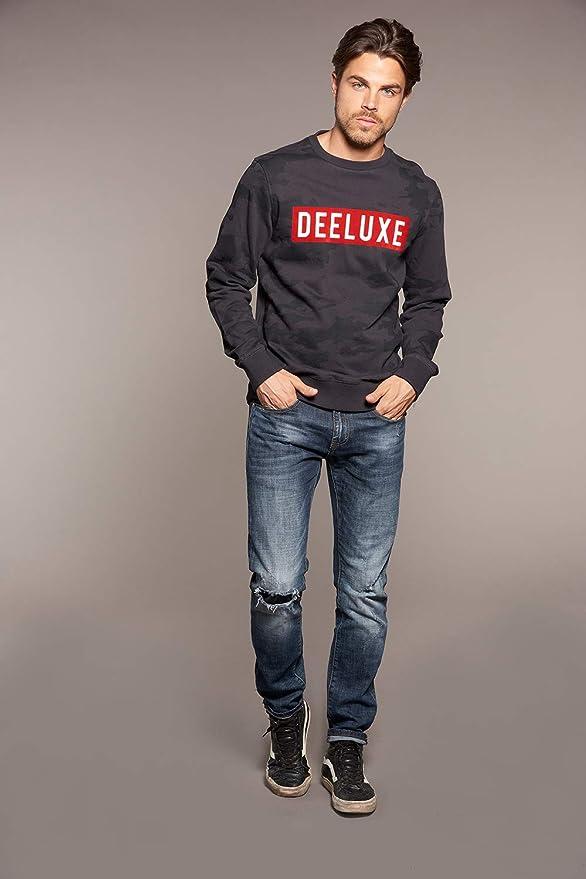 Vêtements Homme Et Sweat Heathens Accessoires Sw M Deeluxe Shirt 4YqTW1