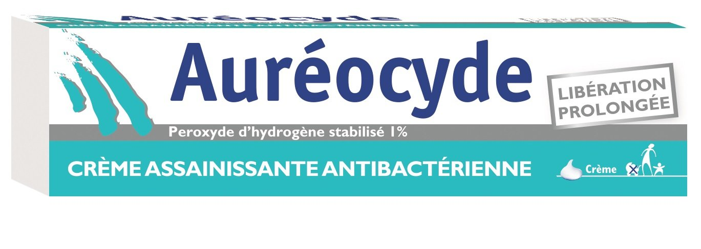 COOPER Aureocyde - Crème antibactérienne - 15 ml 937