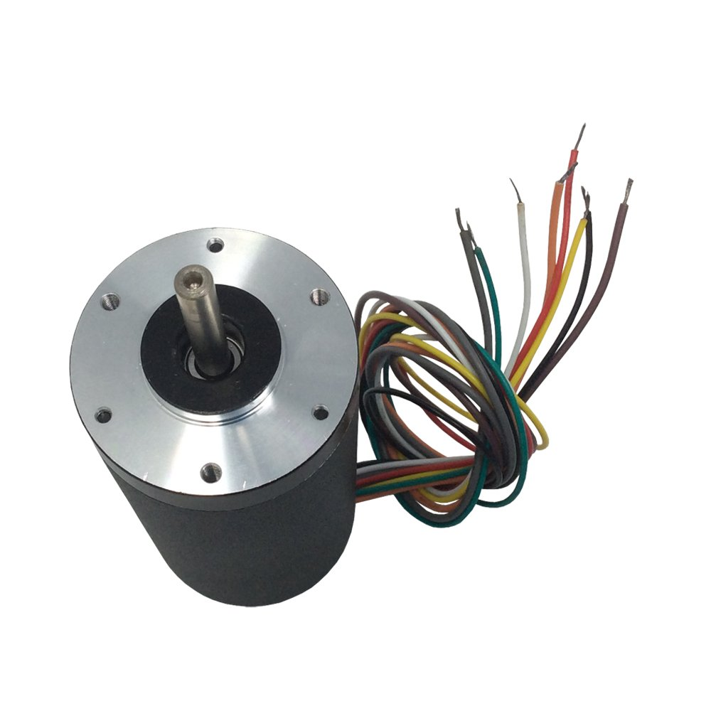KOVPT Small 42mm 24V 5000RPM High Torque Brushless DC Motor ...