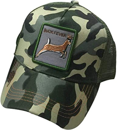 Gorra De Béisbol Adjustabel Animales Ciervos Bordado Hip-Hop ...