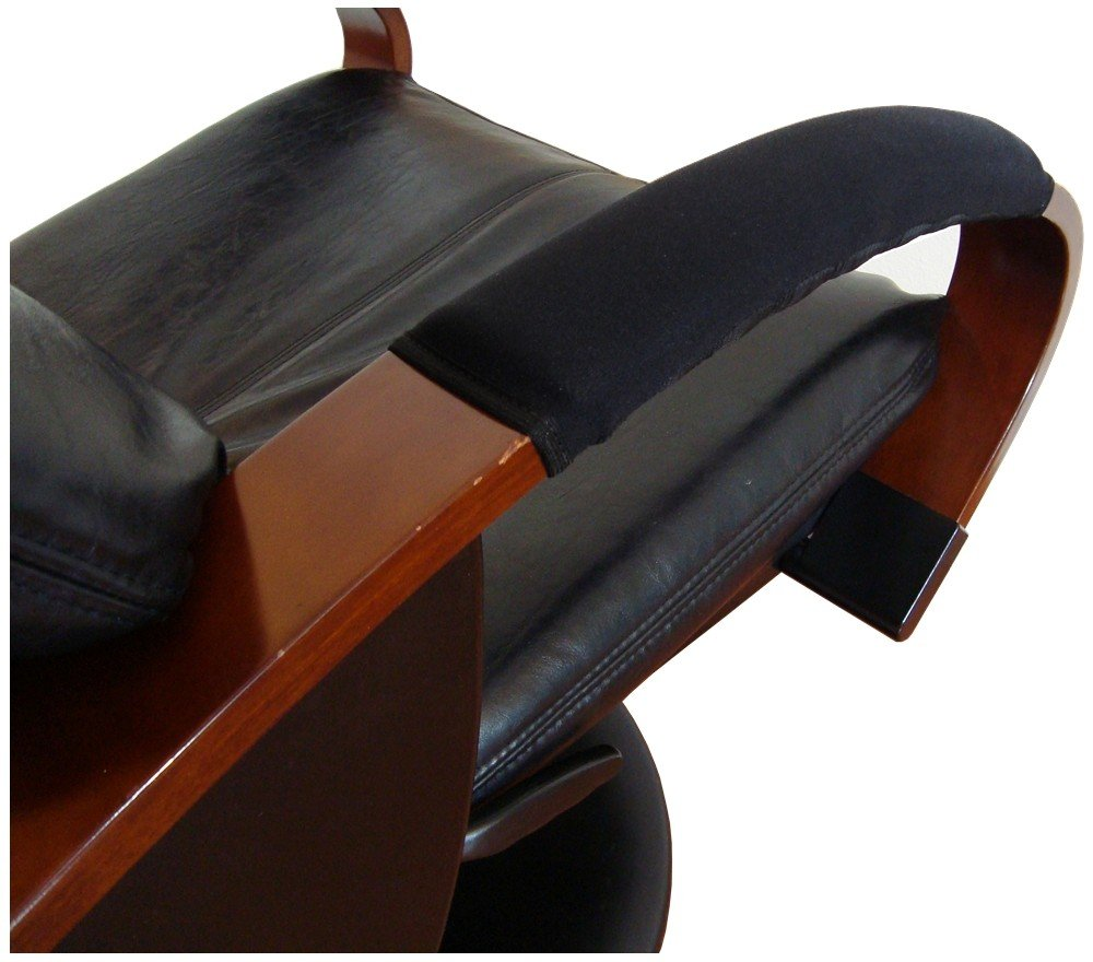 soft neoprene chair armrest covers complete 2 piece set amazon ca