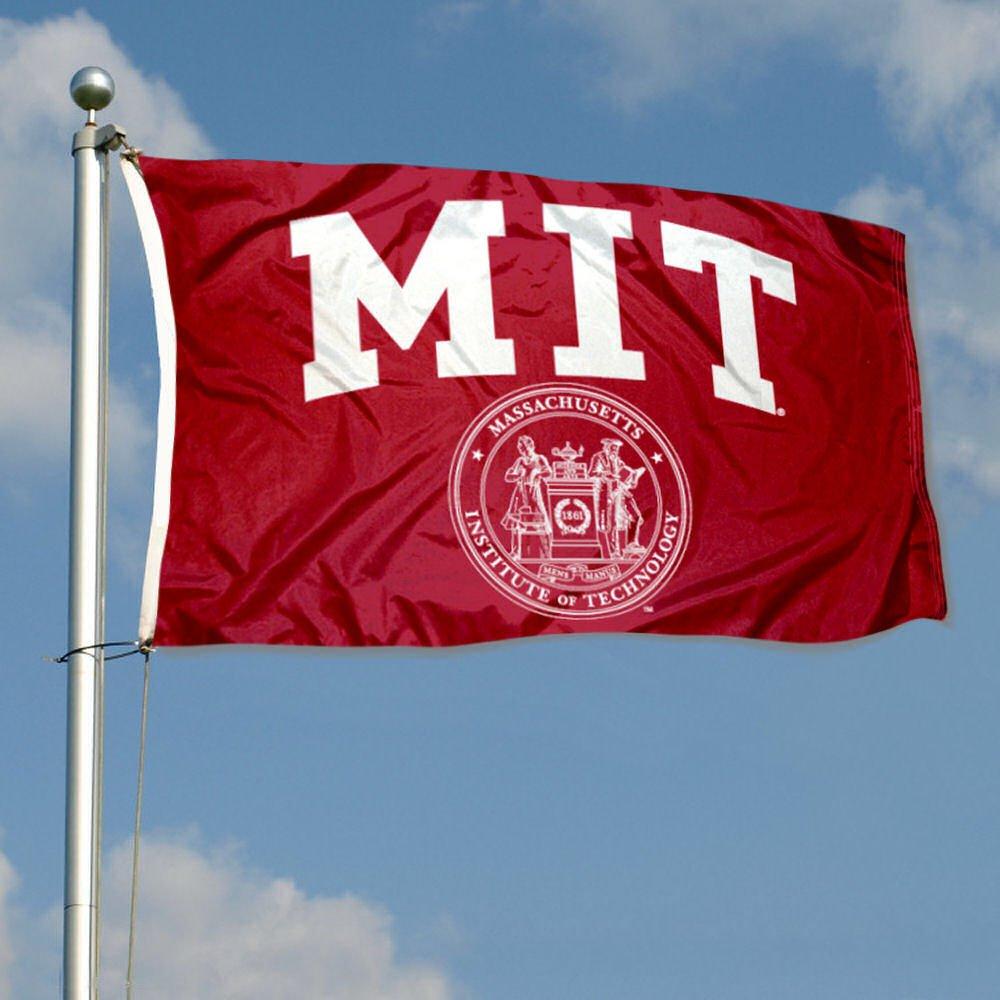 MIT Engineers Massachusetts University Large College Flag