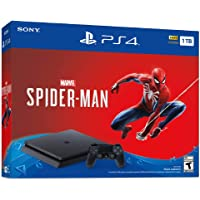 Console PlayStation 4 Slim 1TB Spider Man Mídia Física