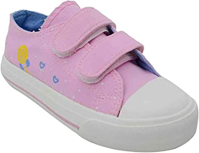 Velcro Shoes for Girls, Size 003