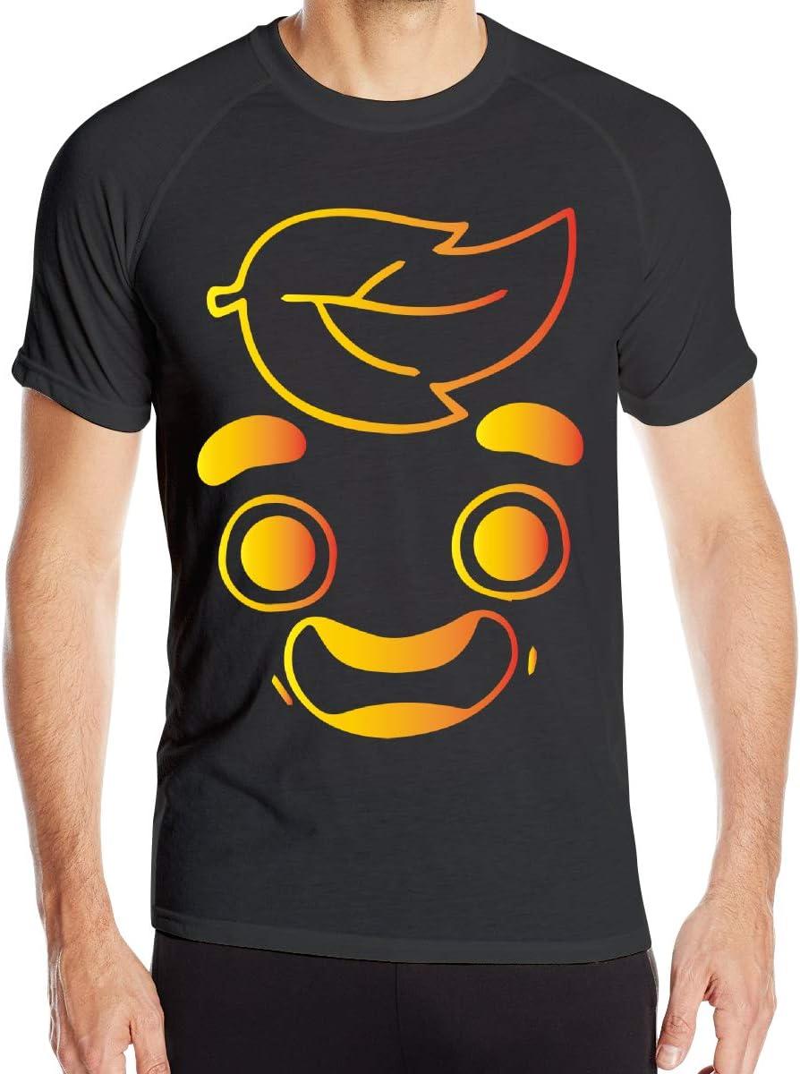 UKFaaa Gold Guayaba Juice Face - Camiseta deportiva para ...
