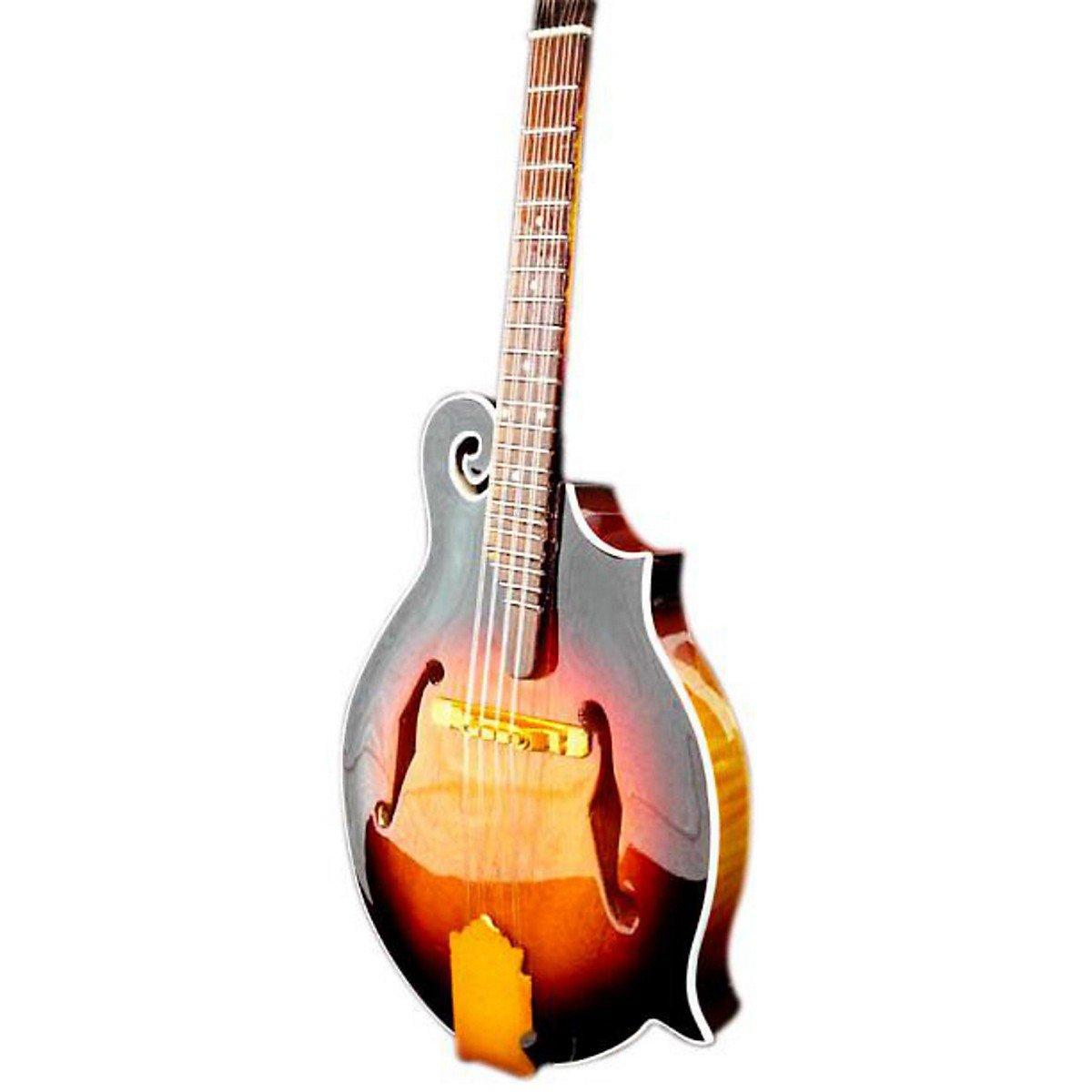 Axe Heaven MD-603 Classic Sunburst F-Style Mandolin Mini Guitar Replica