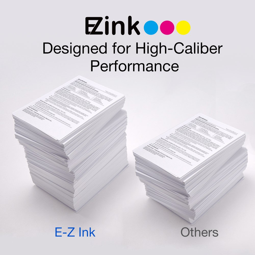 E-Z Ink (TM) Remanufactured Ink Cartridge Replacement for Epson 410XL 410 XL to use with Expression XP-530 XP-630 XP-635 XP-640 XP-830 (1 Black, 1 Cyan, 1 Magenta, 1 Yellow, 1 Photo Black) 5 Pack by E-Z Ink (Image #8)