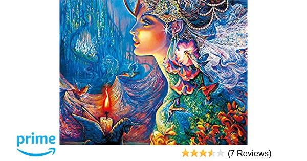 Fantasy fairy 5d diy embroidery diamond painting cross stitch room decor