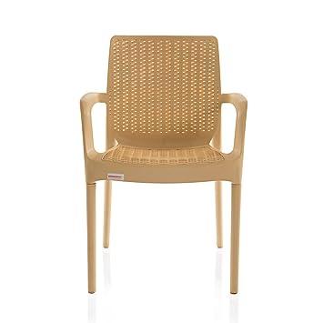 Varmora Designer Chair (Esquire - Biscuit)