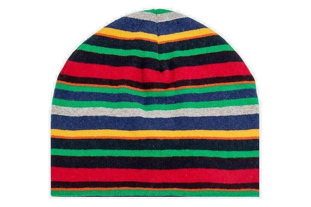 3 Gallo Cappello Bambino Calotta Fantasia Righe Multicolor AP108850 copiativo//Rame 5//12 Anni
