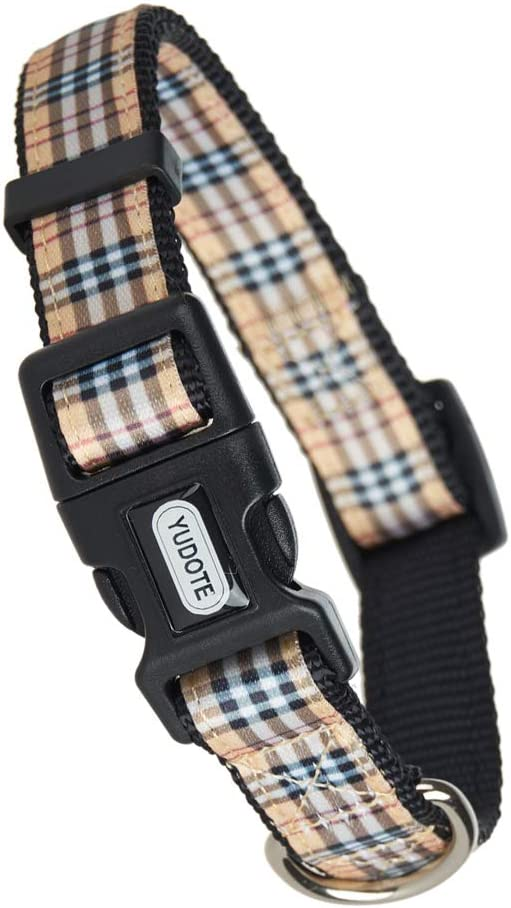 Yudote Classic Dog Collar Series: Amazon.es: Productos para mascotas