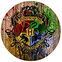 Harry Potter Hogwarts Edible Image Photo Sugar Frosting Icing Cake Topper Sheet Birthday Party - 8 Round - 73801 by Sweet Cakes