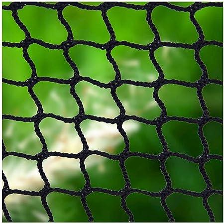 Red Proteccion Niños,Red Cuerda Negra Escalera Bebe de Terraza Seguridad Niños Deportes Escaleras Protección Gatos para Balcones Malla Nylon Goal Net Redes Bola Campo Aire Libre FúTbol Golf Bola: Amazon.es: Hogar