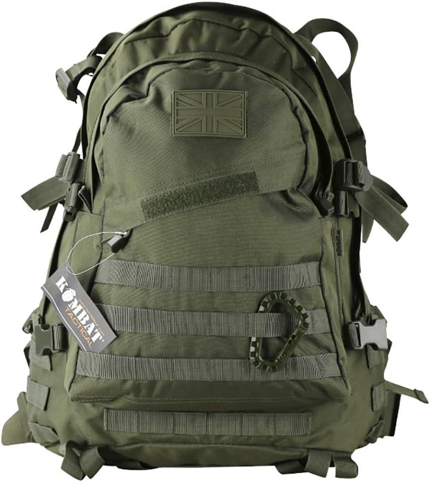 Ejército combate militar de operaciones especiales Molle Mochila bolsa día 45L: Amazon.es: Deportes y aire libre