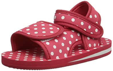 Playshoes EVA Sandale Punkte 171785 Unisex-Kinder Sandalen