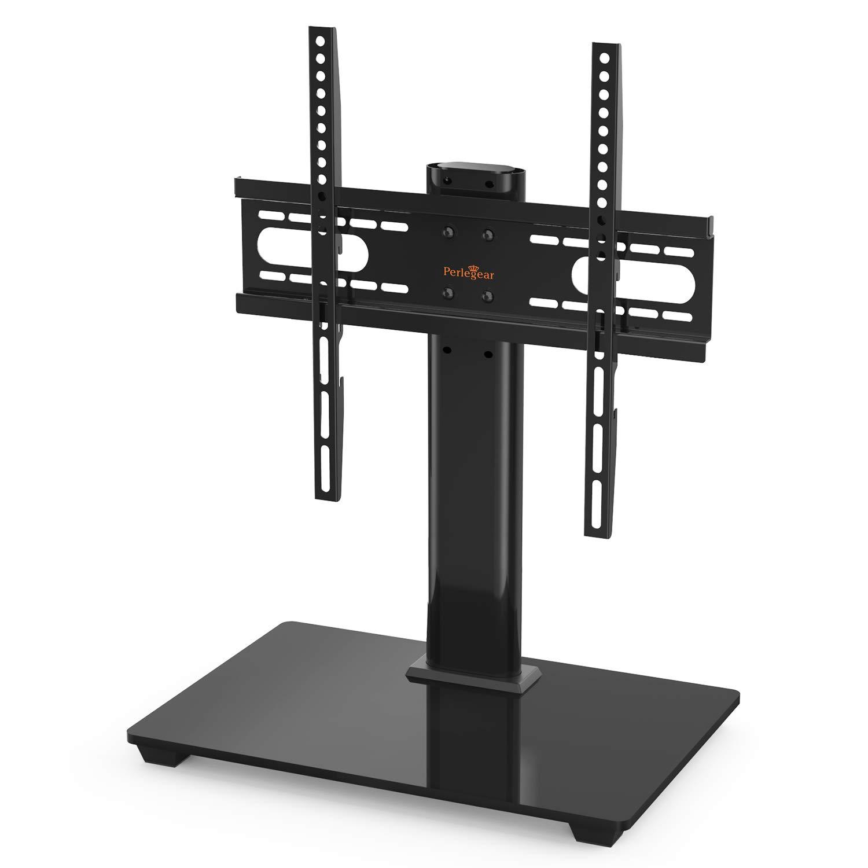 Perlegear TV Wall Mount, Fits 32-70 inch TVs, TV bracket Securely Holds 30 KG Tilt Includes 1.8m HDMI Cable PGLTK1N-E
