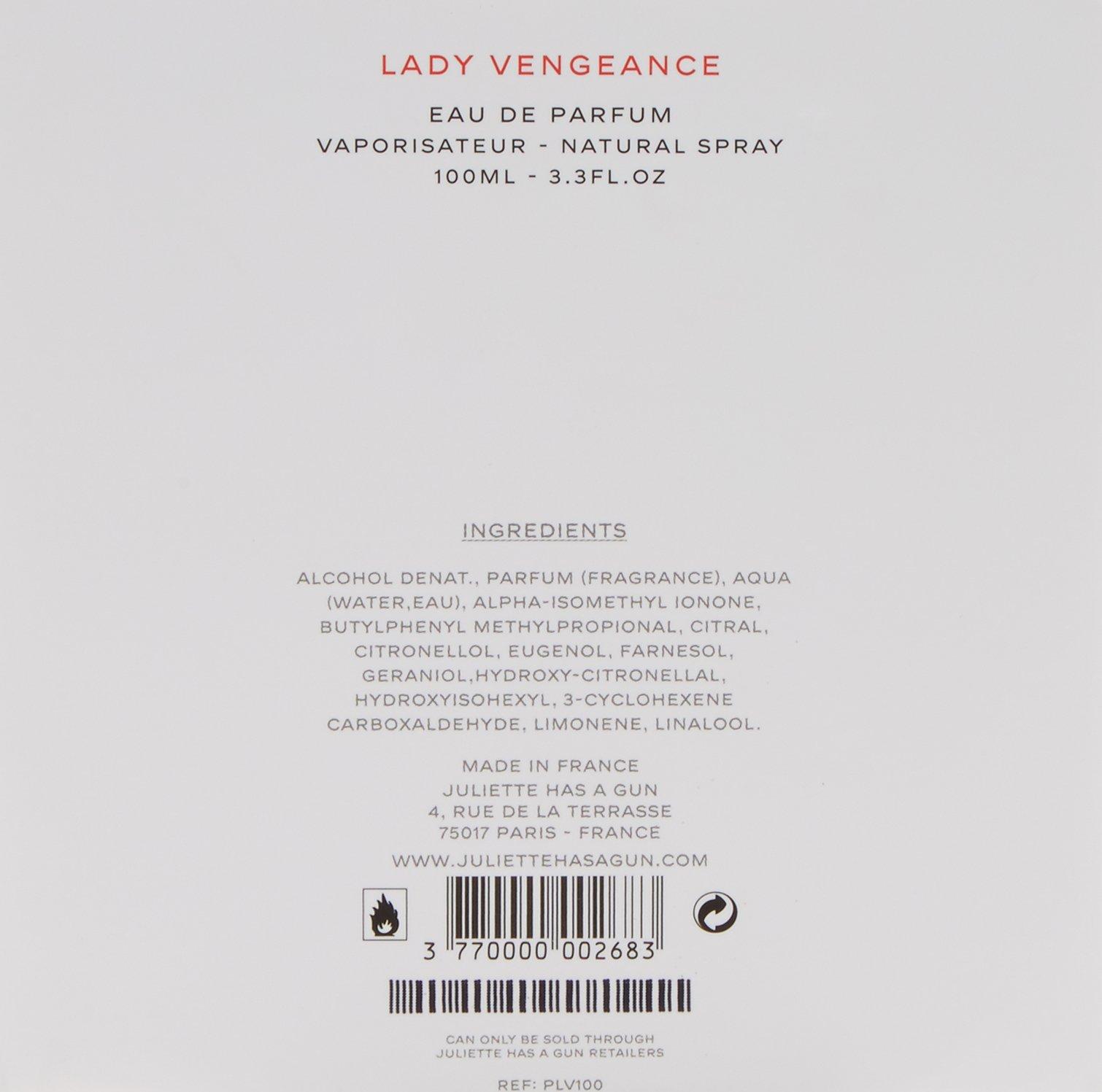 Juliette Has A Gun Lady Vengeance Eau de Parfum Spray, 3.3 fl. oz. by Juliette Has A Gun (Image #2)