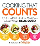 #7: Cooking that Counts: 1,200- to 1,500-Calorie Meal Plans to Lose Weight Deliciously