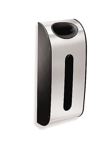 5b59a7c18a8 Amazon.com  simplehuman Wall Mount Grocery Bag Dispenser
