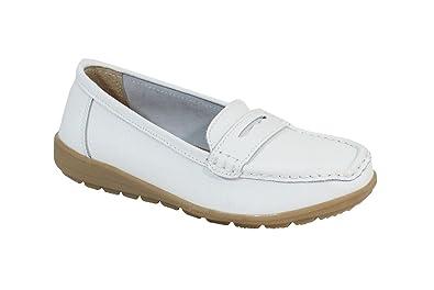By Shoes   Damen Mokassins ou Bootsschuhe