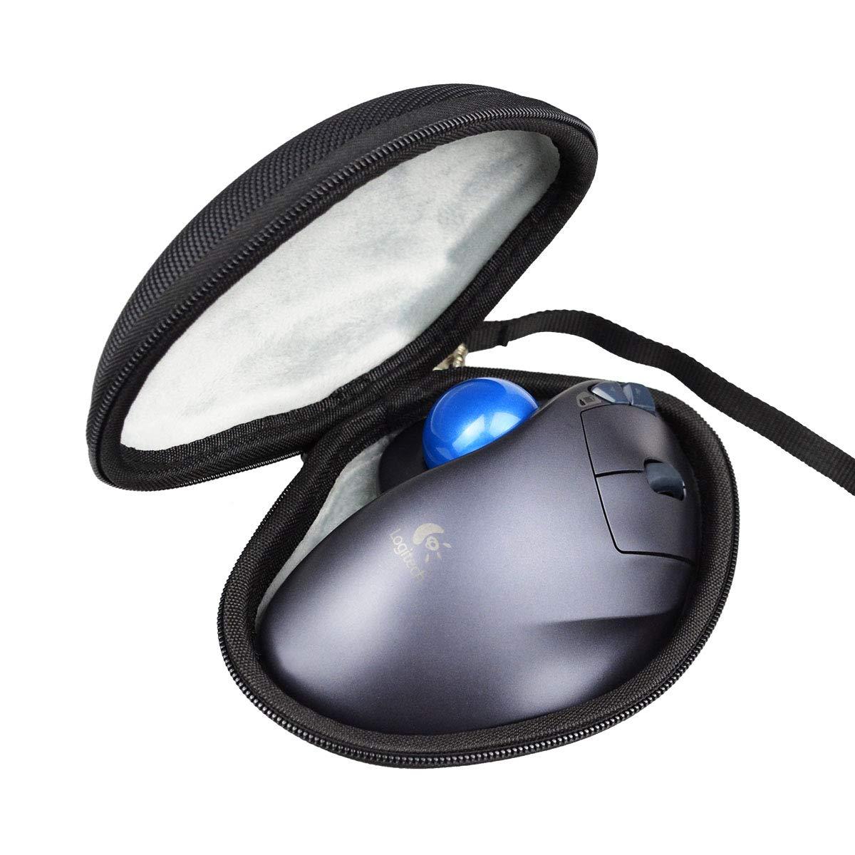 Hard Travel Case Bag Logitech M570 Wireless Trackball AONKE