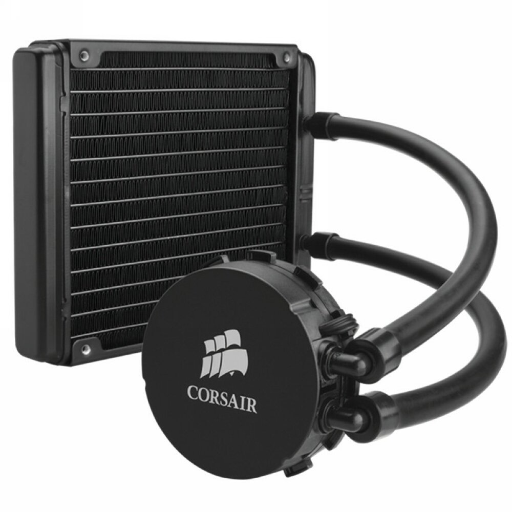 Corsair Hydro Series H90 140 mm High Performance Liquid CPU Cooler