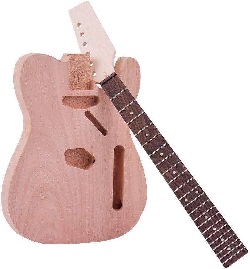 Asdomo Unfinished Electric Guitar DIY Kit
