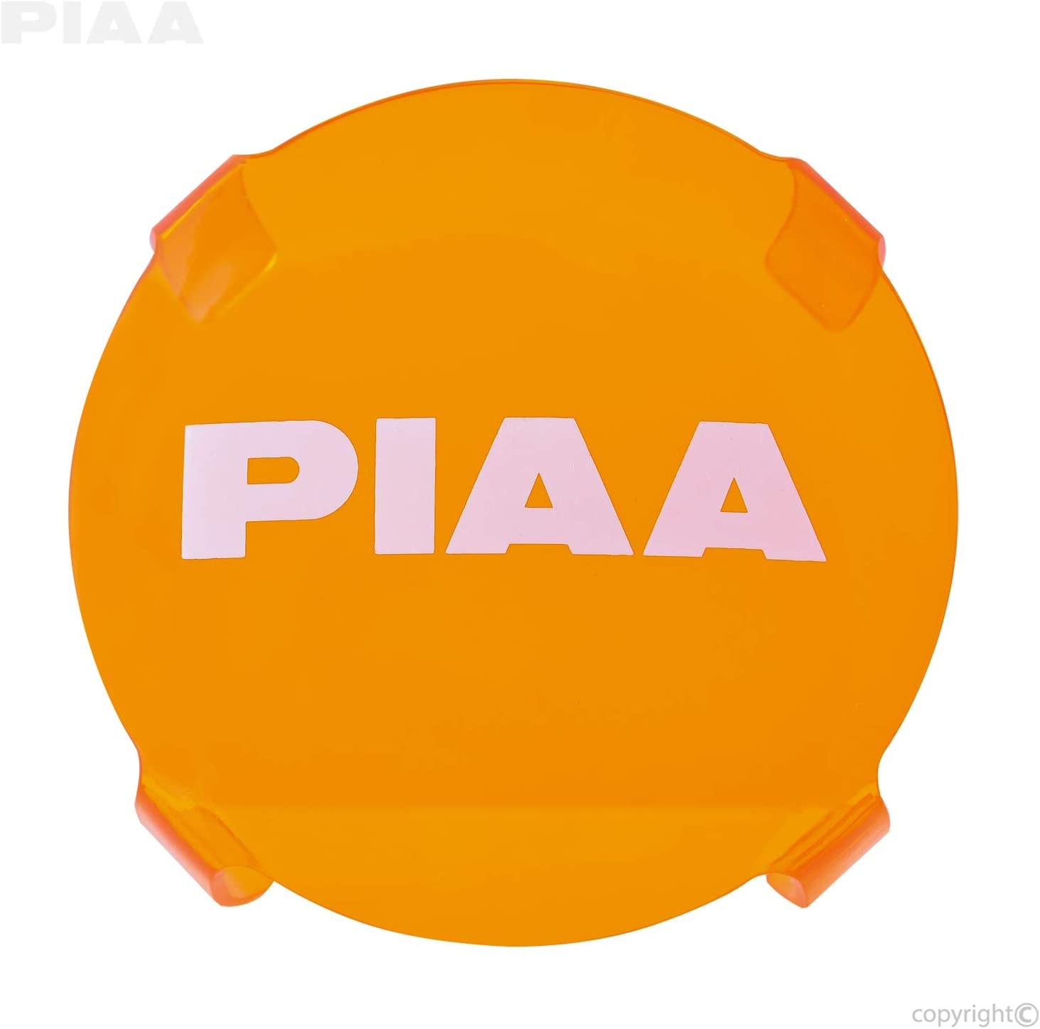 Single Piaa 5 540 and LP550 Amber Light Cover