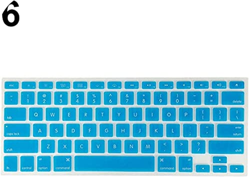 Impermeable teclado portátil cubre caso suave para MacBook ...