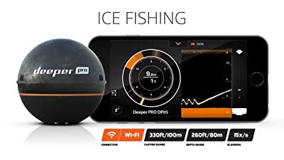 Deeper Smart Sonar PRO Fish Finder Review 04