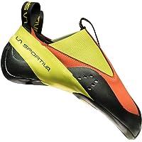 La Sportiva Maverink Flame/Sulphur, Zapatos de Escalada Unisex