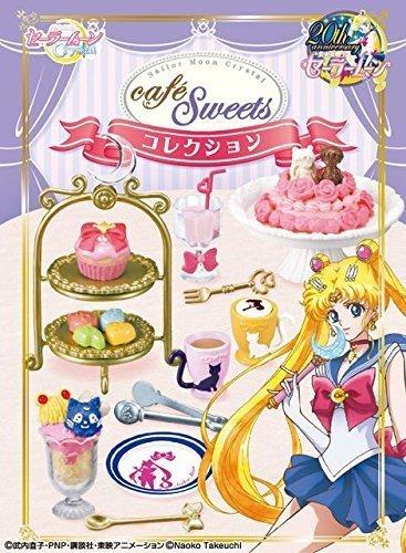 Sailor Moon Cafe sweets dessert Candy Re-Ment miniature blind (Re Ment Miniature)