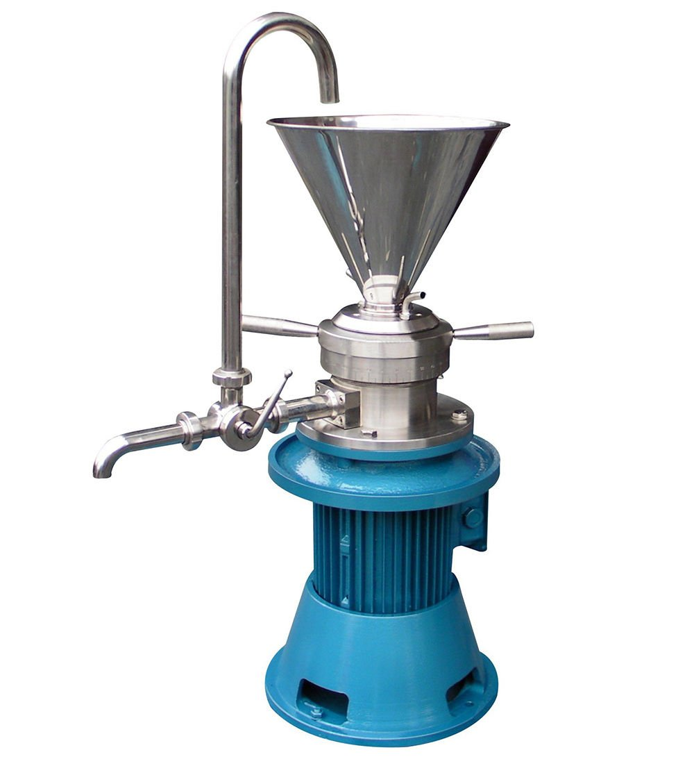 NEWTRY JML-80 380V 3KW Commercial Electric Vertical Muti-Functional Colloid Mill Machine Colloid Mill Grinder Jam making machine