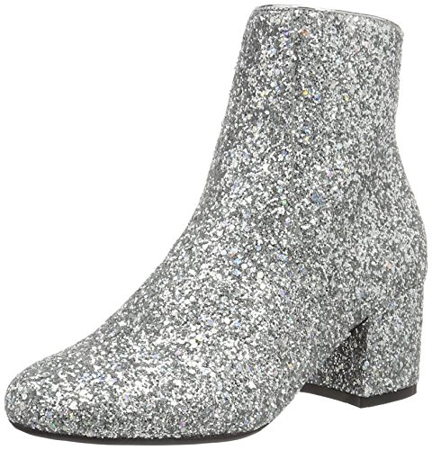 Another Pair of Shoes Ambere2, Botines para Mujer Plateado (silver100)