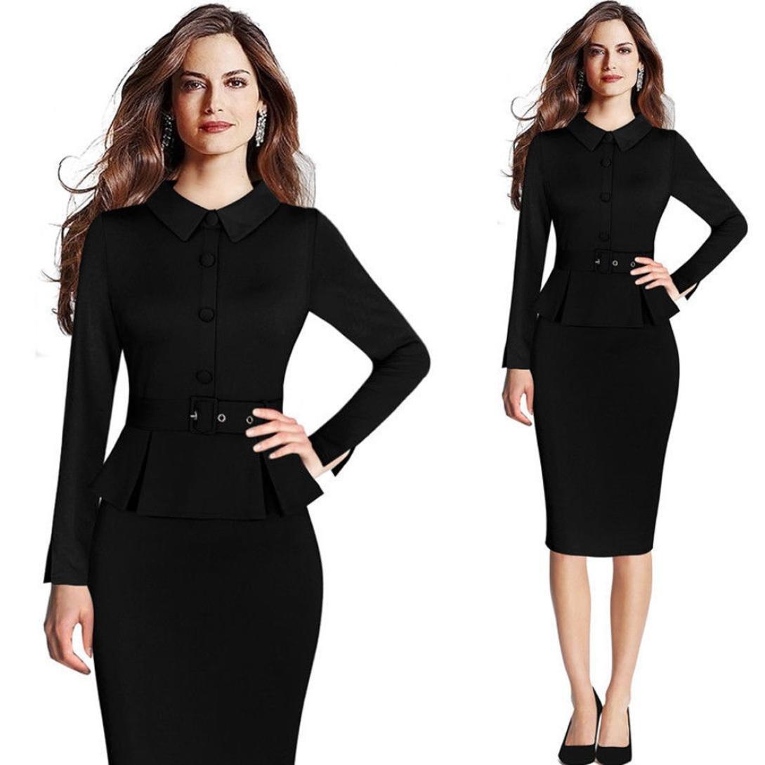Amazon.com  Office Dress 535c42e560c6