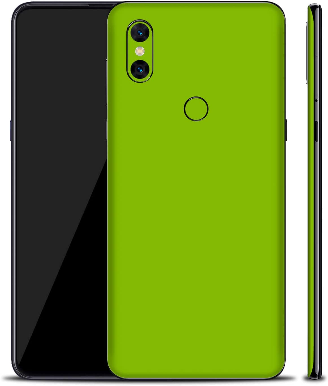 Textured Matt Black XtremeSkins Textured Skin Stickers for Xiaomi Mi Mix 3 5G