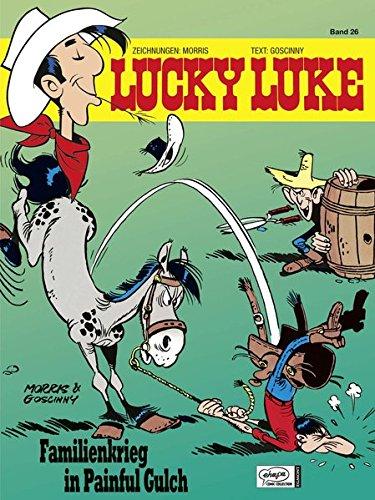 Lucky Luke 26: Familienkrieg in Painful Gulch