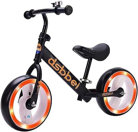 FAHBN Equilibrio para Niños Flash Tire Sin Bicicleta De Cadena ...