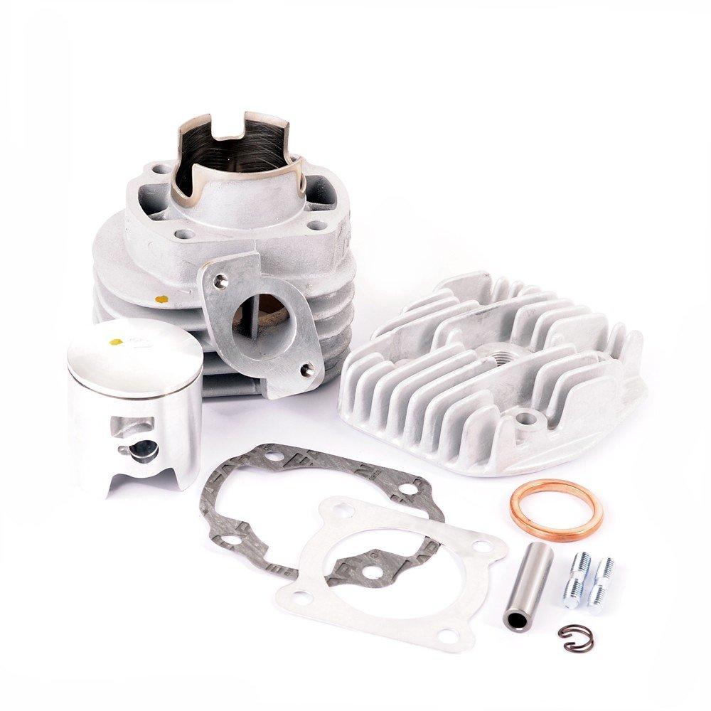 Zylinder Kit AIRSAL 70ccm T6 M-RACING MALAGUTI F12 R AC luft