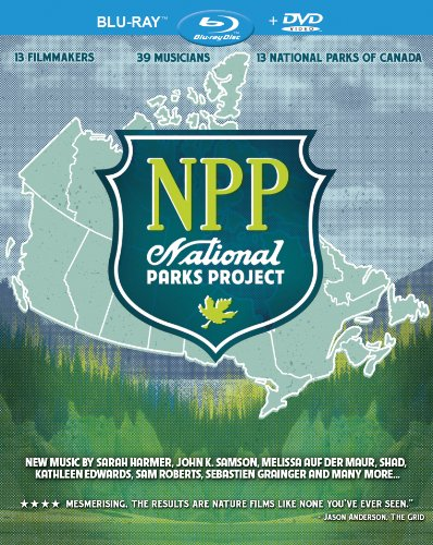 National Parks Project [Blu-ray]