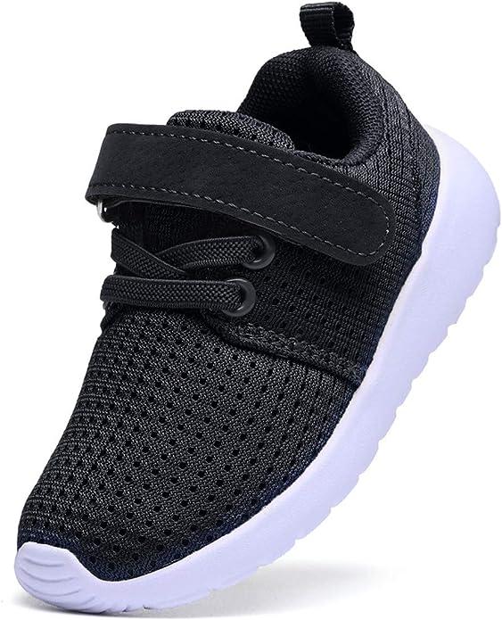 DADAWEN Kids Boys Girls Waterproof Hiking Shoes Outdoor Athletic Trail Running Sneakers Toddler//Little Kid//Big Kid